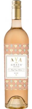 AvA grace rosé wine