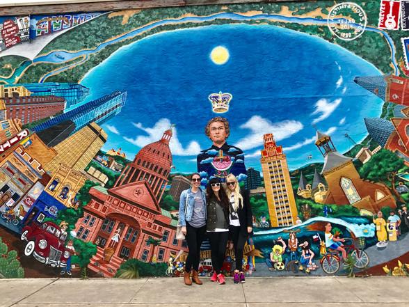 Austin Trip Photo Diary