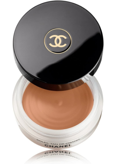 Five minute daytime makeup routine product: Chanel Cream Bronzer