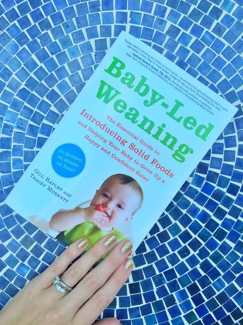 Baby Led Weaning: Why + How We're Doing It