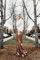 Holiday Style: Sequins & Sweaters Under $100