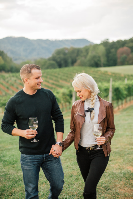 An Evening At Addison Farms Vineyard