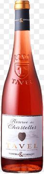 Reserve des Chastelles Tavel Rosé wine