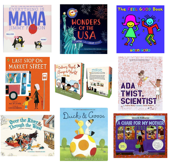 Nine More Books To Read With Your Toddler
