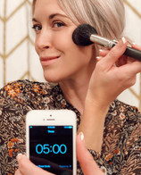 Five Minute Daytime Makeup Routine