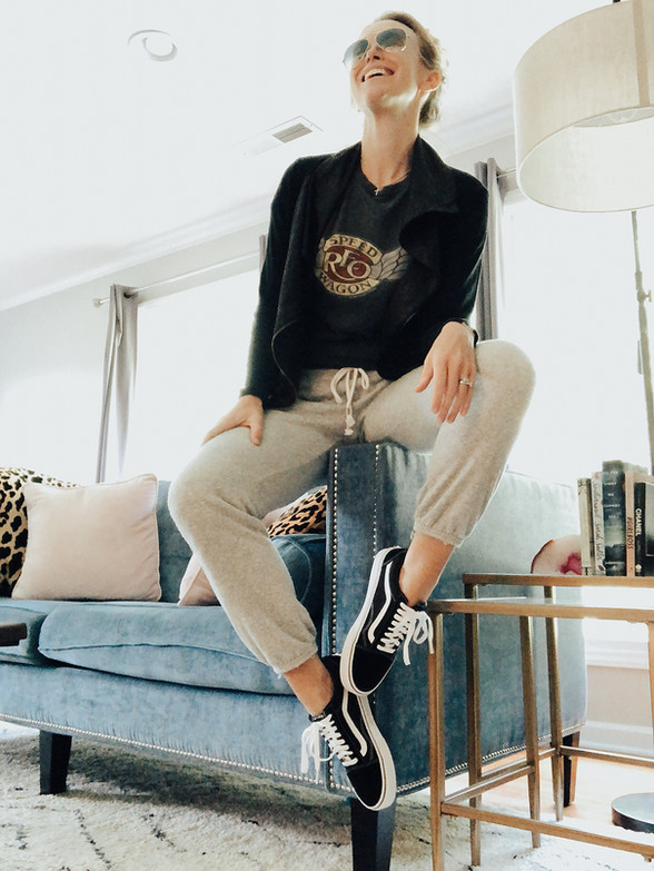 3 Ways to Style Joggers