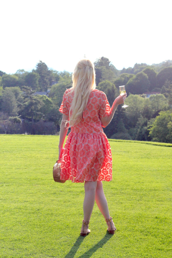 Weekend Scenes + Pretty Dresses for Weddings and Showers