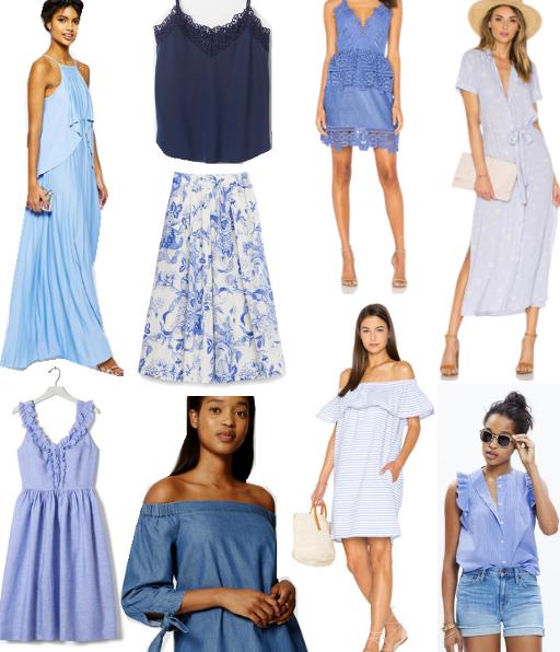 Shop Edit | Blue Crush