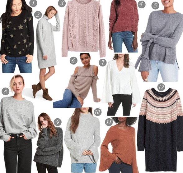 Frugal Friday: Sweater Weather