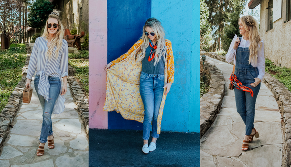 3 Ways To Wear A Square Scarf