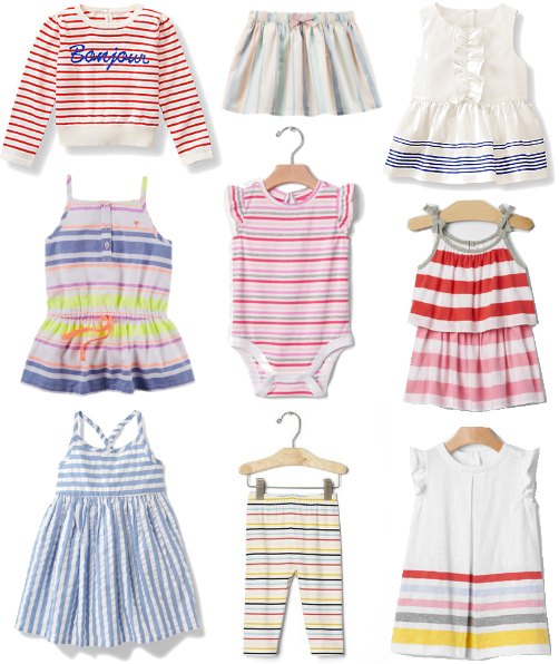 Harlow's Picks: Summer Stripes