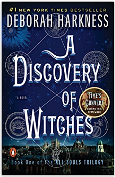 Book cover of A Discovery of Witches