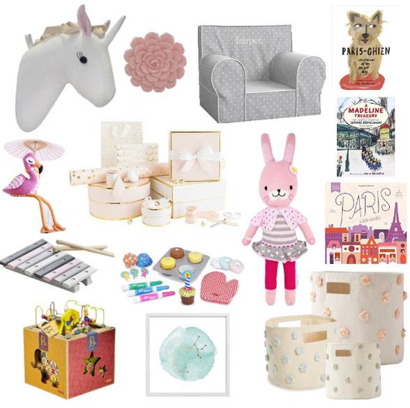Little Girl's Gift Guide