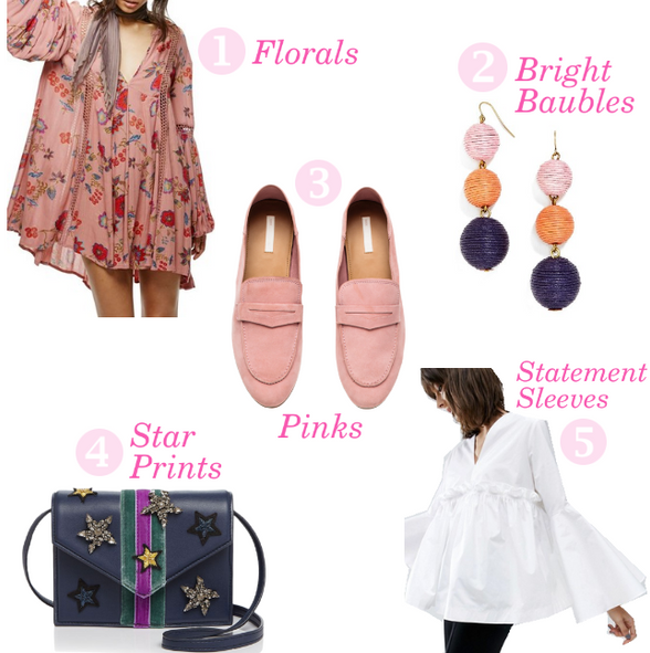 5 Things I'm Buying For Spring