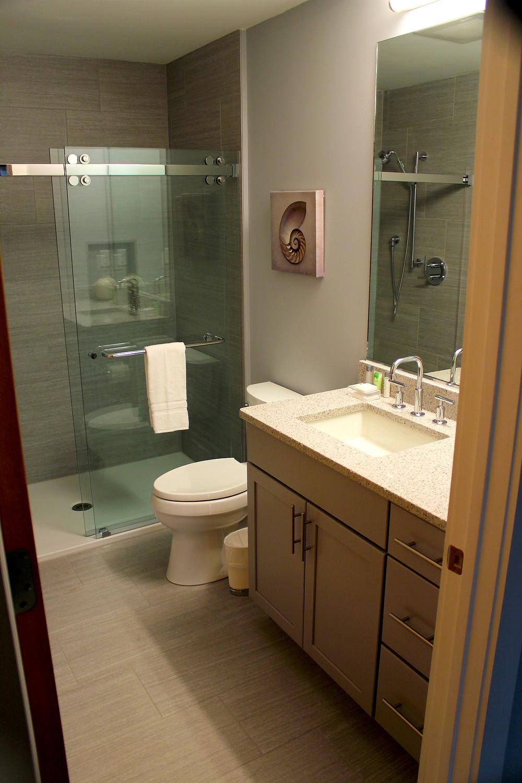 45 Asheland Avenue rental condo bathroom view