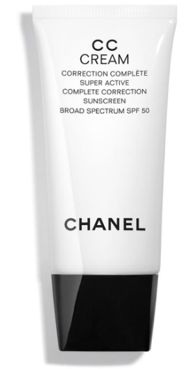 Five minute daytime makeup routine product: Chanel CC Cream