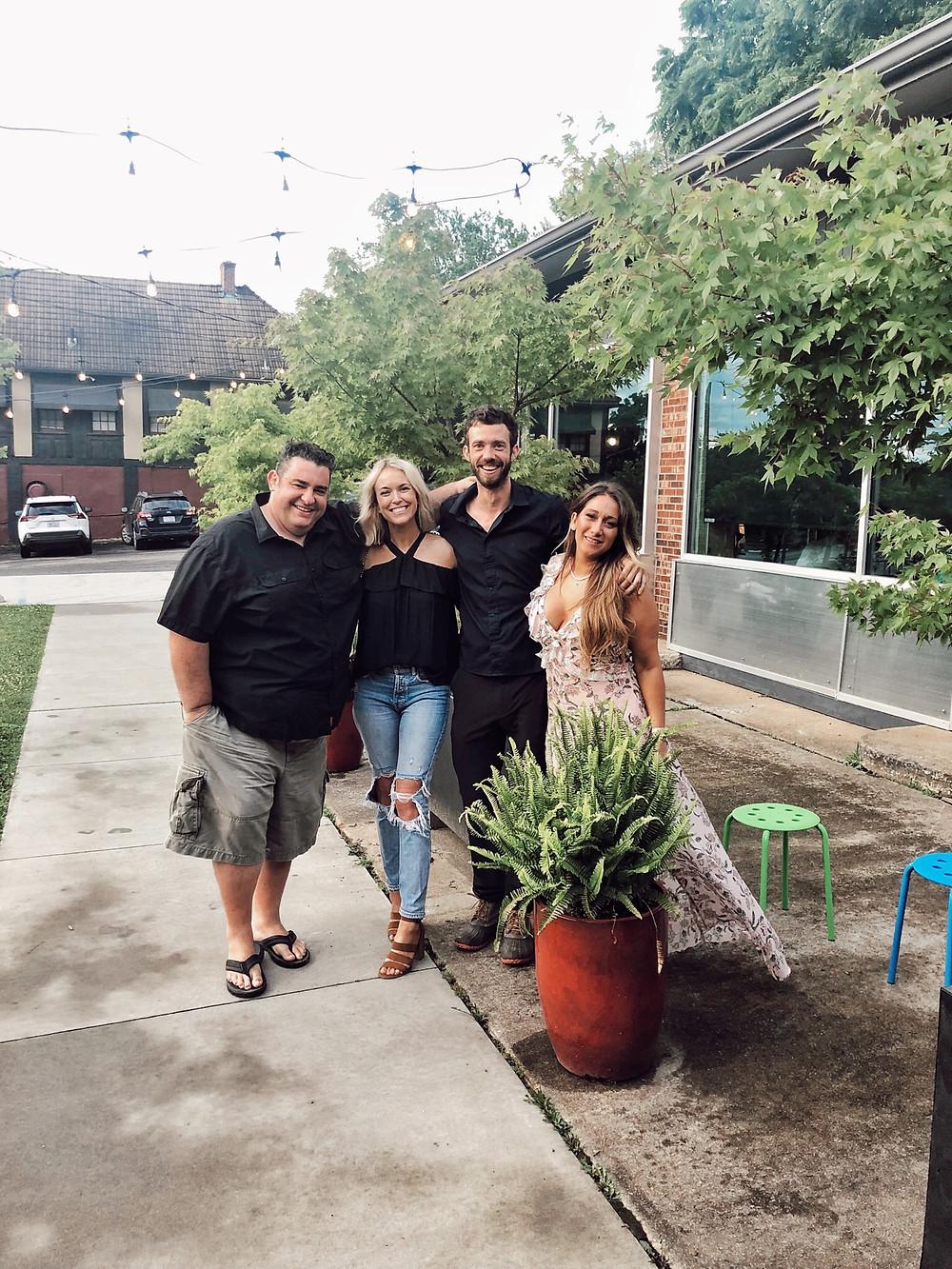 Gan Shan Station, Asheville restaurant, Asian food and fare, Visit Asheville, local favorite, food bloggers