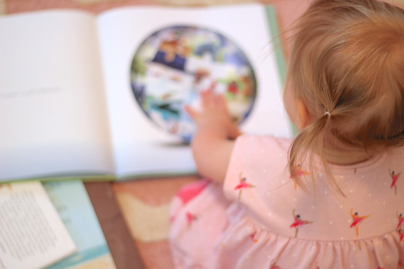 Eight Great Books To Add To Your Toddler's Library