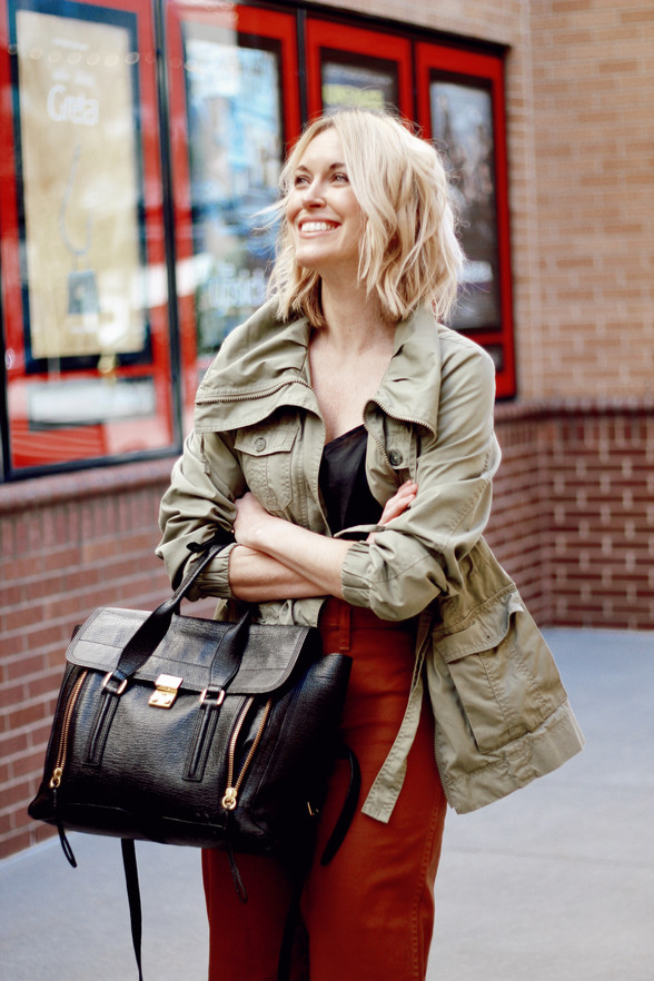 5 Ways To Wear The Utility Spring Trend