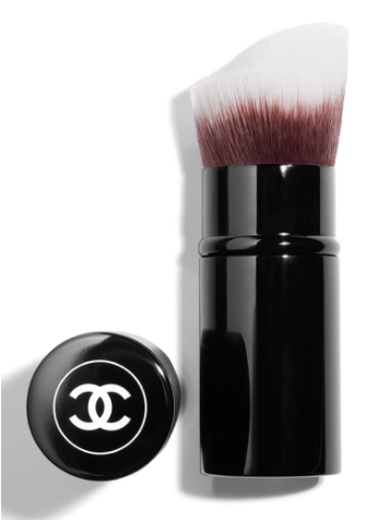 Five minute daytime makeup routine product: Chanel Retractable Angled Brush