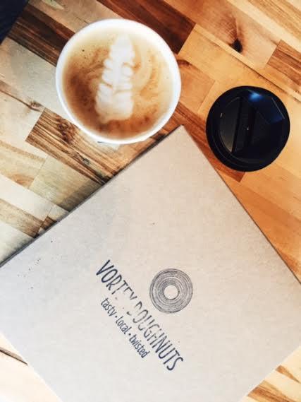 Vortex Doughnuts Coffee & Quad | thetonytownie.com