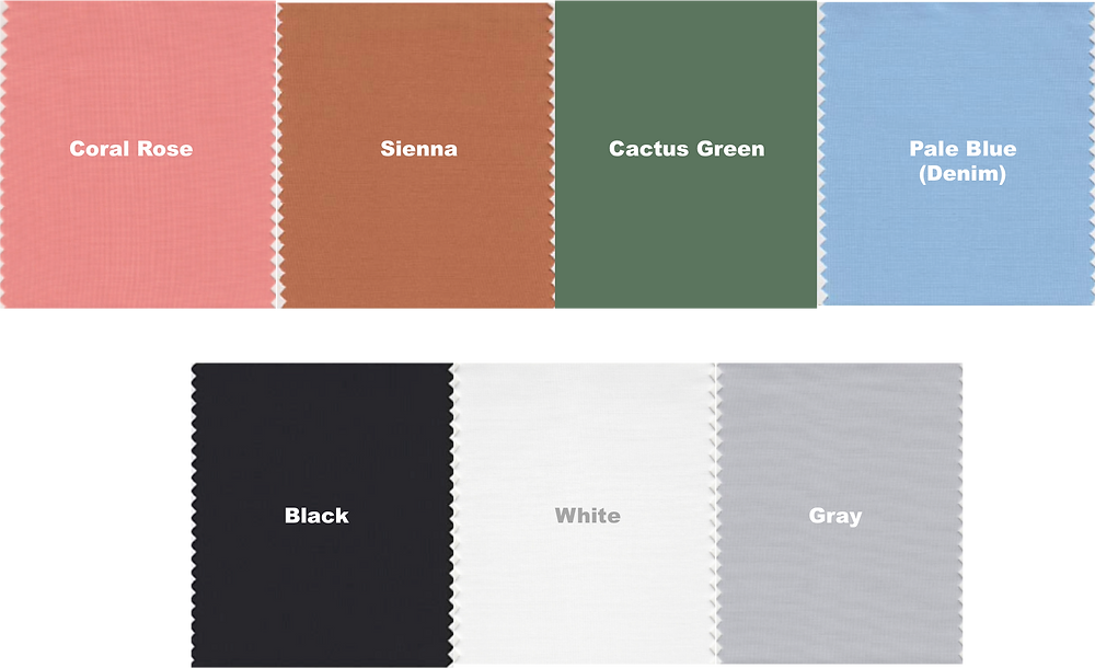 Spring Trending Colors 2019
