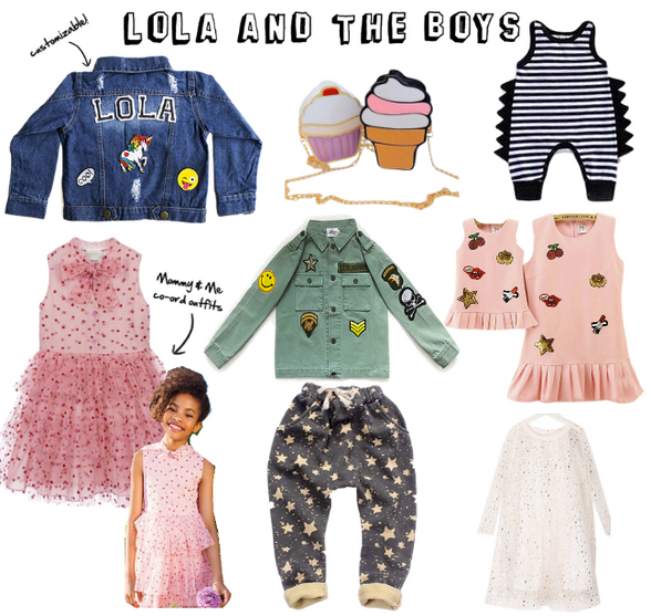 4 Kids Clothing Brands You Need To Know