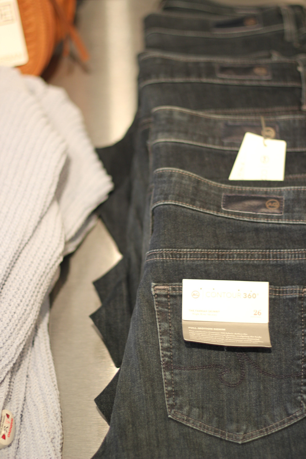 Where to Buy Denim in Asheville - Union Boutique | The Tony Townie