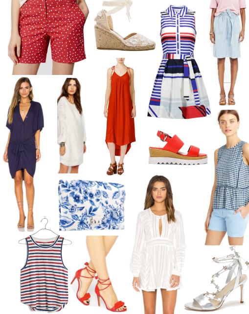 Shop Edit | Fourth of July