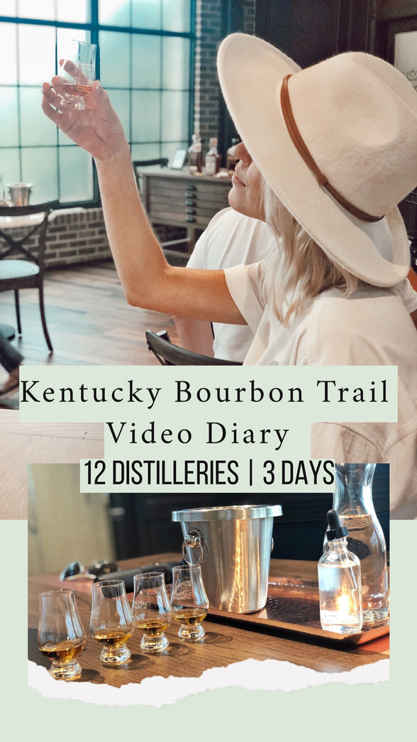 Traveling the Bourbon Trail | Video Diary