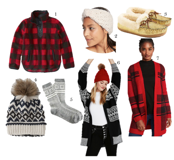 Cozy Clothes for Chilling Out