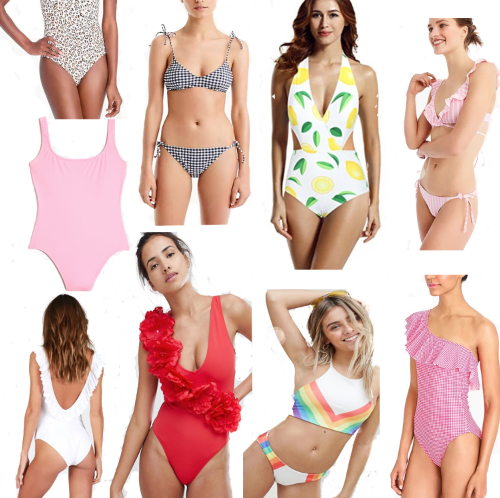 Affordable Fashion: Swimsuits Under $50