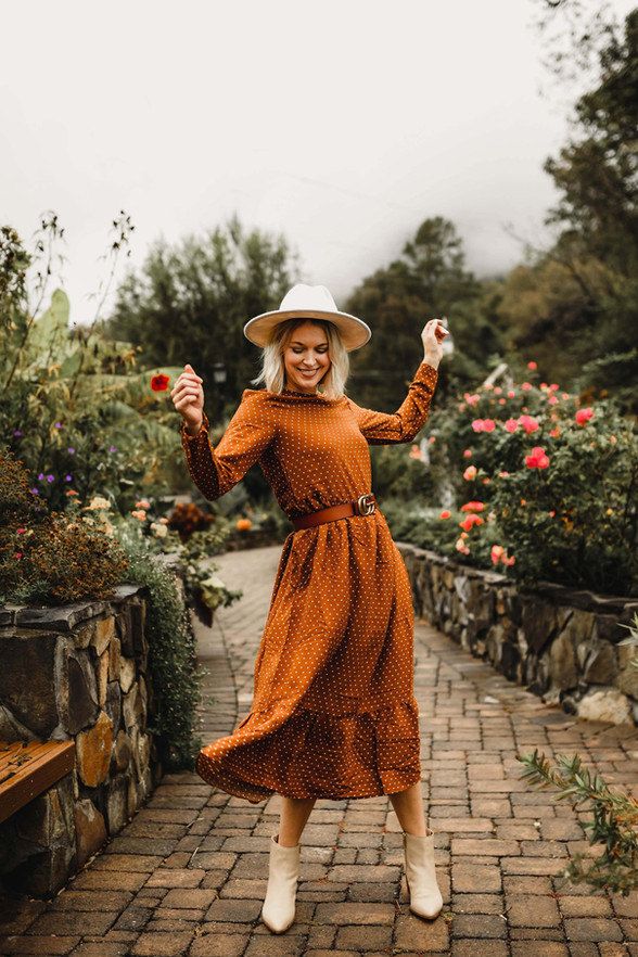 Thirty Thanksgiving Dress Ideas
