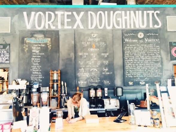 #AVLEats: Vortex Doughnuts