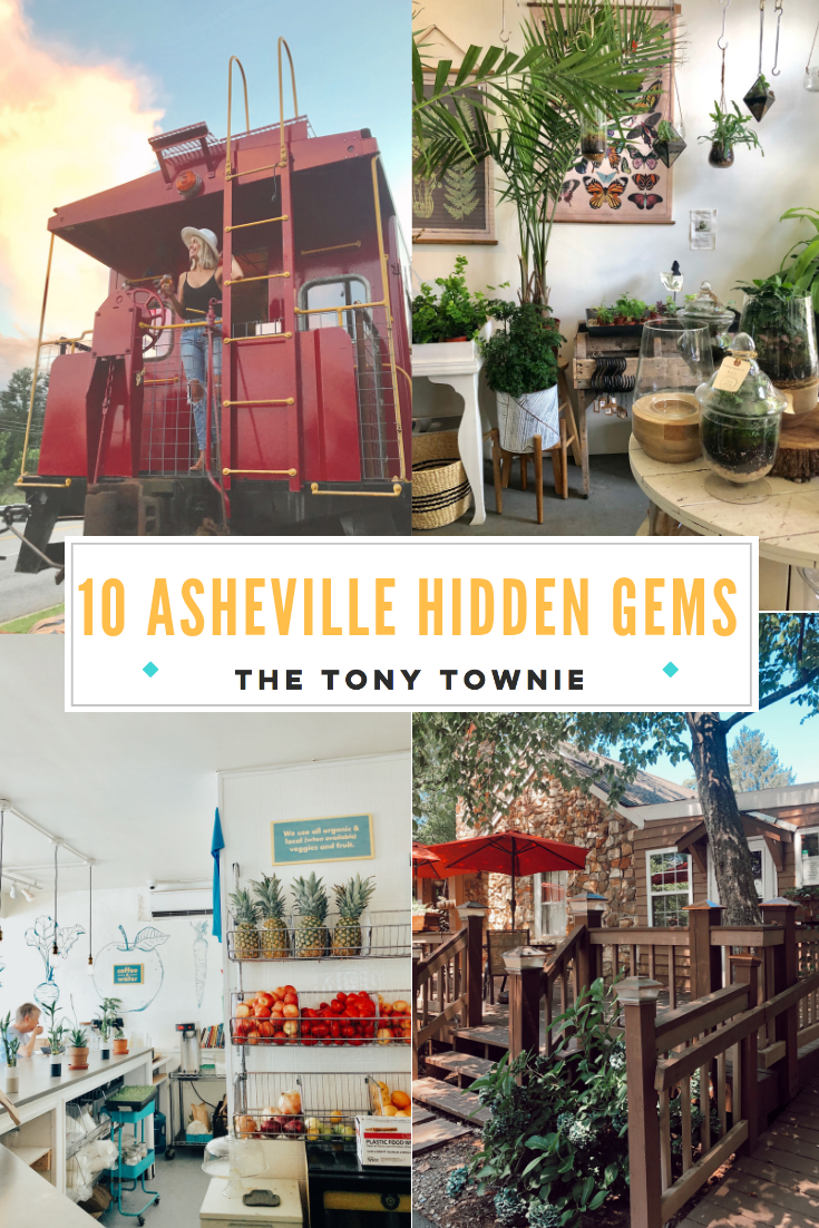 Asheville's Hidden Gems, Best Local Restaurants and Breweries, Local Favorites, Asheville Lifestyle Blog, Travel Guide