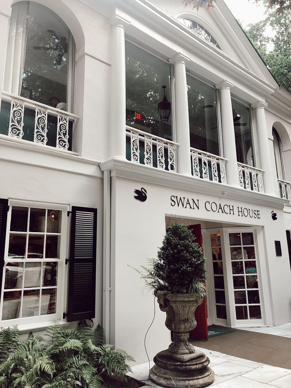 swan coach house, atlanta