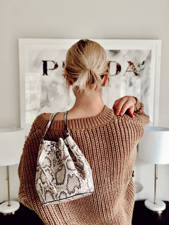S-s-s-spring Trend: 10 Snake Print Pieces Under $100