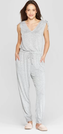 Target Stars Above cozy jumpsuit, loungewear, summer pajamas