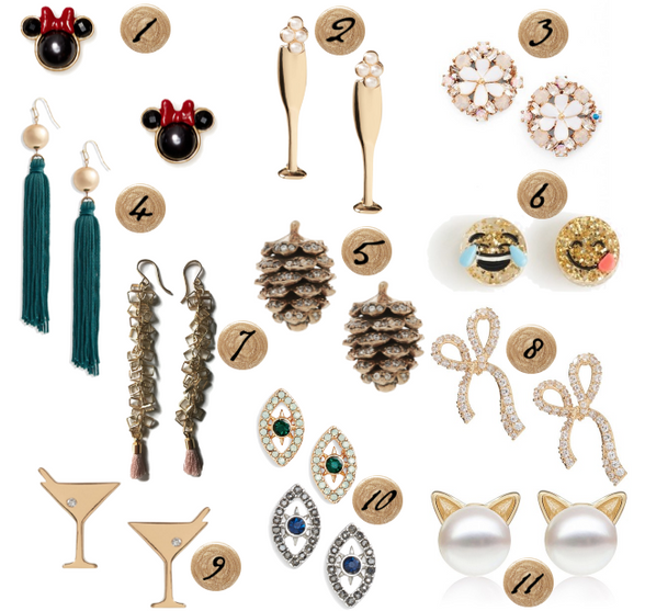 Frugal Friday: Statement Earrings Under $50