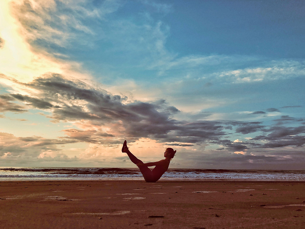 Sunrise pilates Hilton Head Island