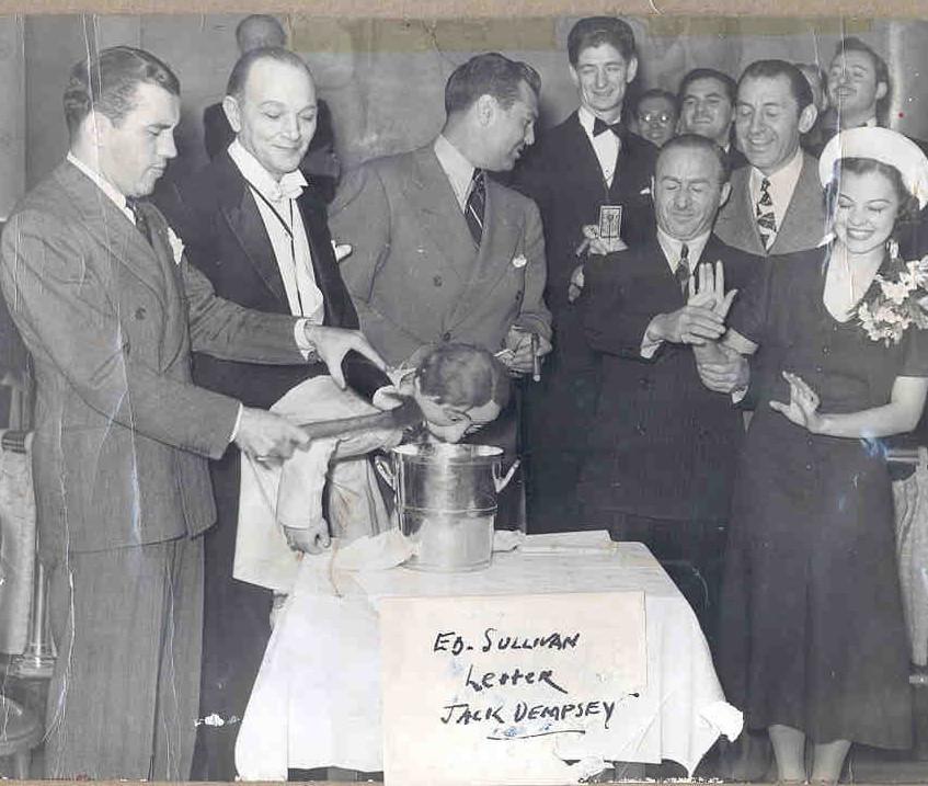 Frank Byron, Jr. & The Great Lester
