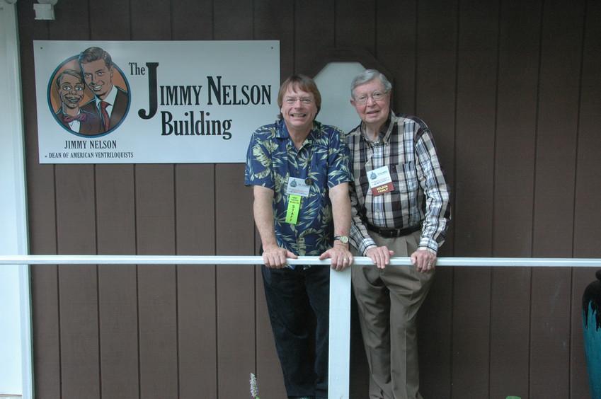 2012 Jimmy with Jay Johnson