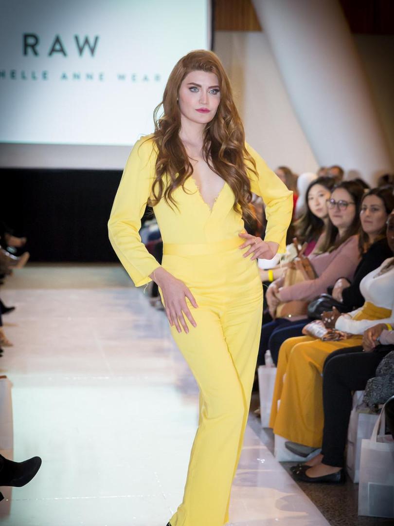 Run The World Fashion Forward