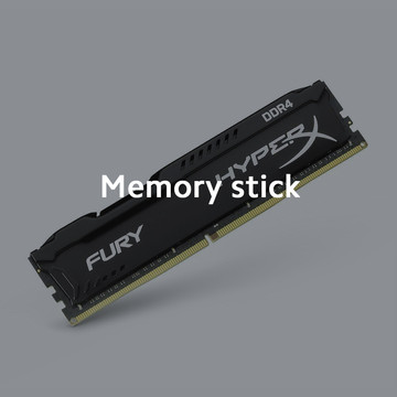 Chips, DIMM, Flash, Memory Modules, Cards, SD-RAM, NAND Flash and all forms of DDR