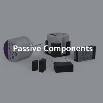Resistors, Capacitors, Inductors, Filter, Diode, etc.