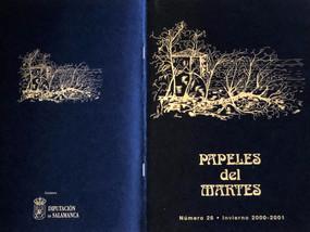 Una revista literaria para Salamanca