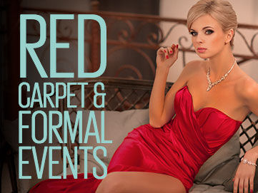 Red Carpet & Formal (1 person)