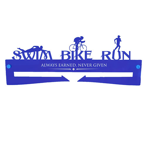 Medal Hanger - Swim Bike Run MALE