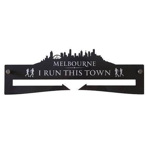 Medal Hanger - I Run This Town - Melbourne