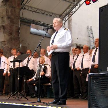NSC 2014 Altstadtfest Auftritt